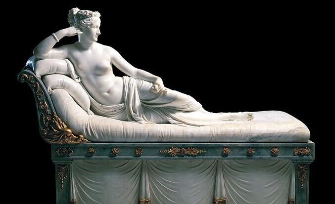 ,维纳斯的诞生雕塑赏析
